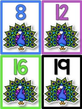 Zoo Number Sense Freebie