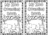 Zoo Number Writing Freebie