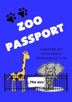 Zoo Passport