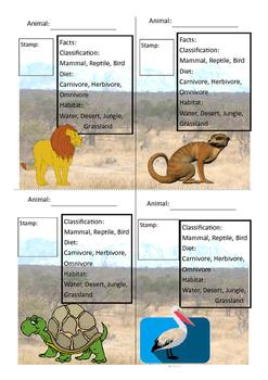 Zoo Passport #2