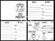 Zoo Passport : Scavenger Hunt, Zoo animals, Mini Book