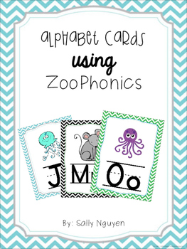 graphic regarding Zoo Phonics Alphabet Cards Printable identify Zoo Phonics Alphabet Playing cards Worksheets Schooling Components TpT