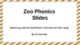 Zoo Phonics Alphabet Song