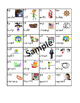 Zoo Phonics Blends and Digraphs Linking Chart