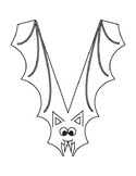 Inspired by Zoo Phonics, Letter of the Day: V is for Vampire Bat