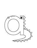 Inspired by Zoo Phonics, Lowercase Alphabet Bundle