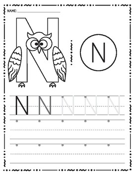 It is a graphic of Exceptional Zoo Phonics Printable