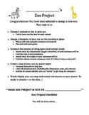 Zoo Project- Geometry