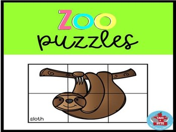 Zoo Puzzles #luckydeals