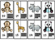 Zoo Puzzles A-Z and 1-20 Ten Frames