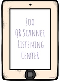 Zoo QR Scanner Listening Center