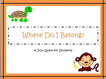 Zoo Quest!