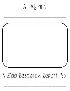 Zoo Research Report