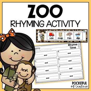 Zoo Rhymes