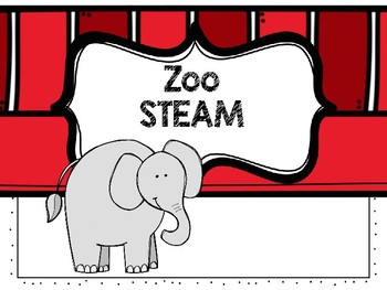 Zoo STEAM Activities