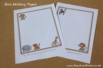 Zoo / Safari / African Animal Resource Pack / Bundle Containing 20 Resources