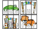 Zoo Sight Word Puzzles