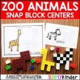 Zoo Snap Block Center
