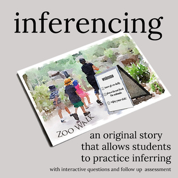 Zoo Story with Inferencing