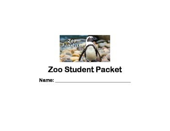 Zoo Student Packet