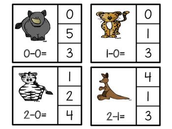 Zoo Subtract & Clip