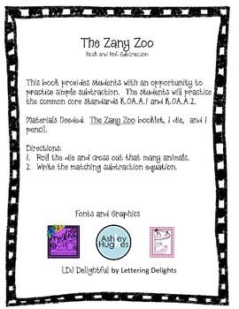 Zoo Subtraction