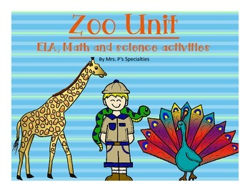 Zoo Supplemental Unit