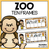 Zoo Ten Frames