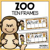 Zoo Ten Frames