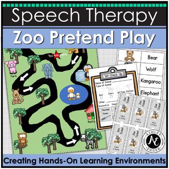 Zoo Pretend Play