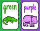 Zoo Theme Classroom Decor