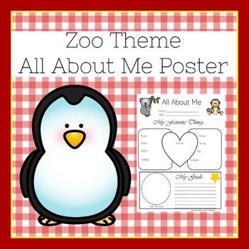 Zoo Theme Classroom | Zoo Classroom Decor | Zoo Animals Classroom Decor