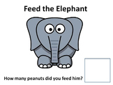 Zoo Theme Math: Feeding the Elephants