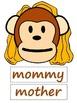 Zoo Theme- Monkey Family