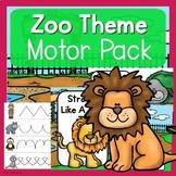 Zoo Theme  Motor  Pack
