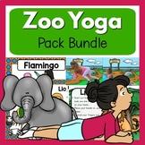 Zoo Theme Yoga Pack