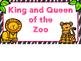 Zoo Themed Behavior Chart