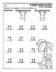 Zoo Themed Math Worksheets