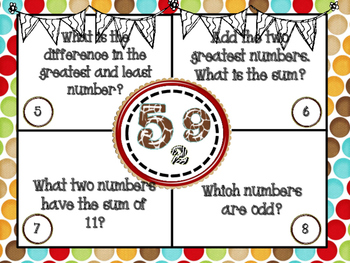 Zoo-Themed Place Value Math Mats - Includes Self-Check QR Codes