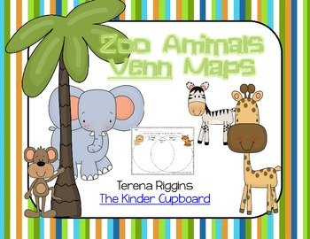 Zoo Themed Venn Maps