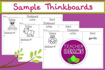 Zoo Thinkboards