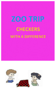 Zoo Trip -- Checkers with a DIFFERENCE