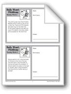 Zoo Trip (Grade 6+ Daily Word Problems-Week 3)