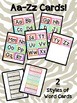 Zoo Unit - Word Wall Cards