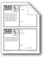 Zoo Visit (Grade 3 Daily Word Problems-Week 5)