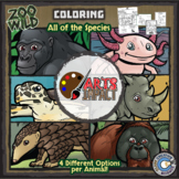 Arts Impact - Zoo Wild - ALL OF THEM - 150+ Animals + Free Downloads for Life