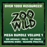 Zoo Wild Mega Bundle Volume 1 -- Over 1000 Wild Resources