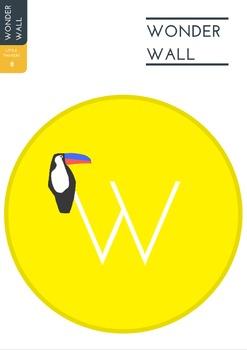 Zoo Wonder Wall Display