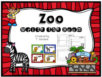 Zoo - Write the Room