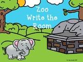 Zoo Write the Room